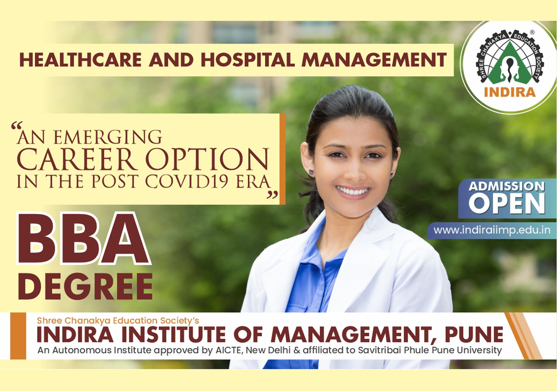 BBA Healthcare & Hospital Management