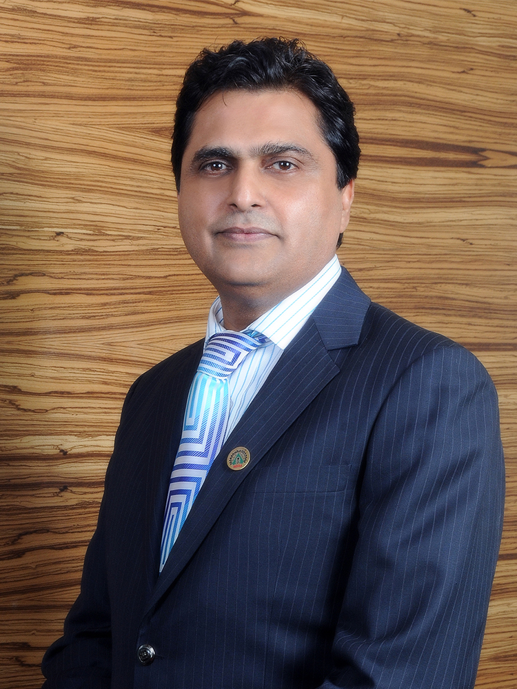 Mr. Adesh Prabhakar Gaekwad