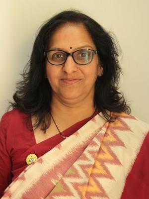 Dr. (Mrs.) Anagha Joshi